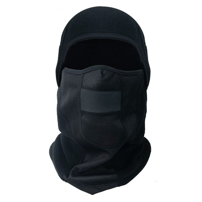 RUZER© Extra Warm Thermal Fleece for Sport Ski Cycling Motorbike Jogging Snow Wind Balaclava beanie skull hat hood under helmet Cold protection breathable Air filte