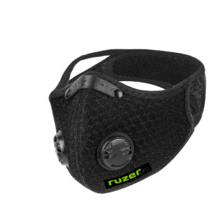 ruzer logo cycling mask n95