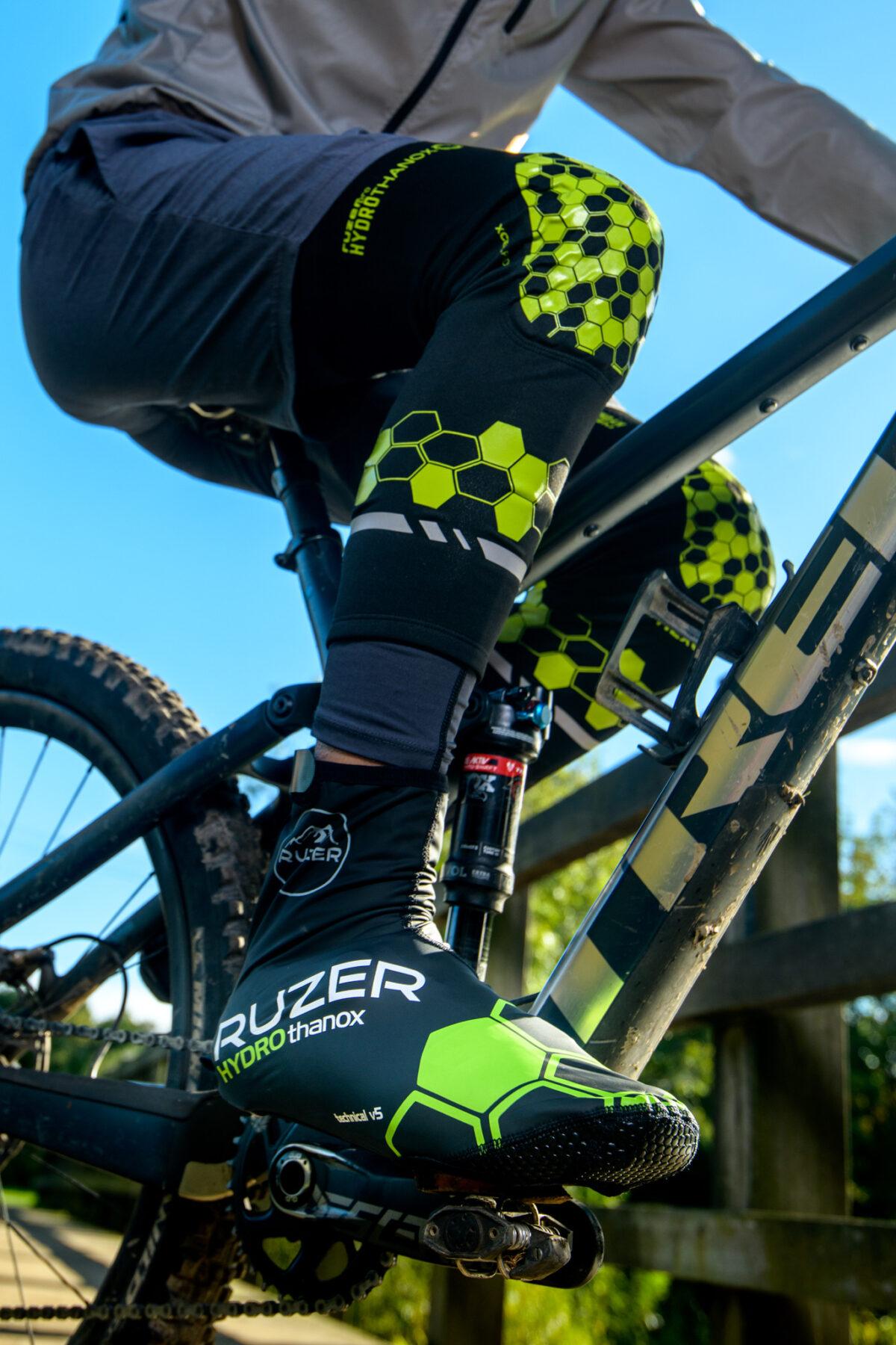 Leg warmers cycling